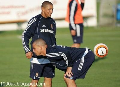 عکس جالب از فوتبالسیت حرفه ای